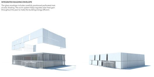 Leawood Speculative Office,Diagram
