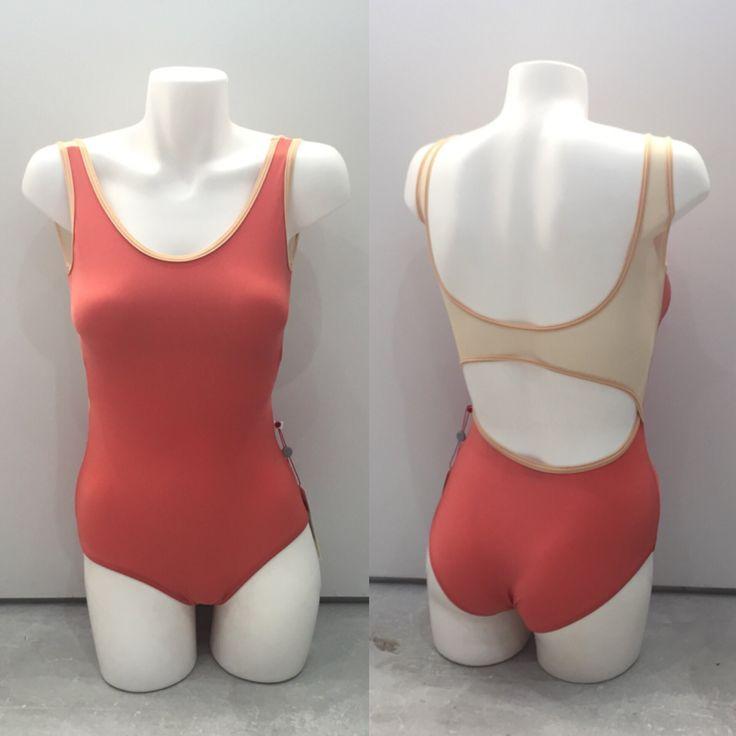 Veronique N-Terra MESH-Nude T-Nude trim
