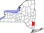 Rhinebeck (village), New York - Where Johannes Haner Birth 22 Jan 1675 in Storndorf, Vogelsbergkreis, Hessen, Germany, Death 1759 in Rhinebeck, Dutchess, New York, United States was the first of my line to move to the states in 1710 age 35.