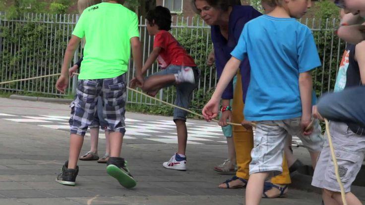 www.kommee.com | Buitenspelen met touwen