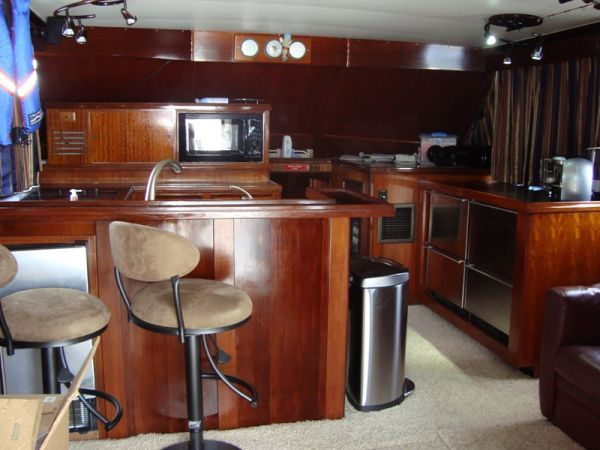 1000 Images About Hatteras Interior On Pinterest Motor