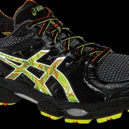 Asics presents the newest iteration of Gel-Nimbus running shoes. The new  version is