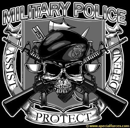 Military Police - U.S Army