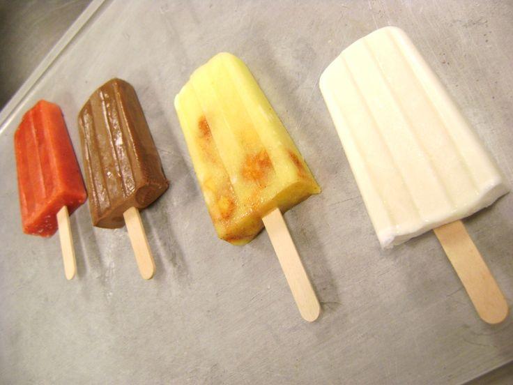 Four paletas recipes from Four Seasons Resort Scottsdale