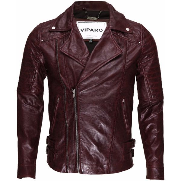 Oxblood red mb3 jacket (€400) ❤ liked on Polyvore featuring men's fashion, men's clothing, men's outerwear, men's jackets, mens quilted jacket, mens red leather jacket, mens fur lined leather jacket, mens red jacket and mens fleece lined jacket