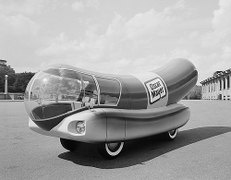 all 10 wienermobiles through history