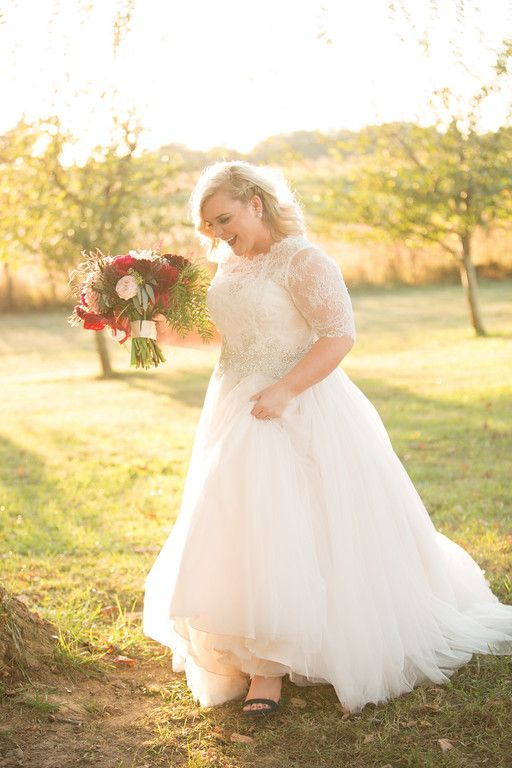 Planner: Angela Proffitt Venue: Southern Springs Farm, Kentucky Photographer: Matt Andrews Photography
