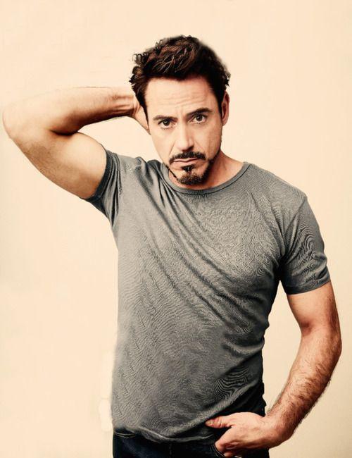 Robert Downey Jr.; Mmmm Simply Steaming Hot
