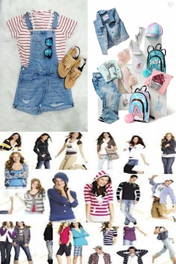 Popular Clothes For Tweens Tween Brands Teenage Outfits 2016