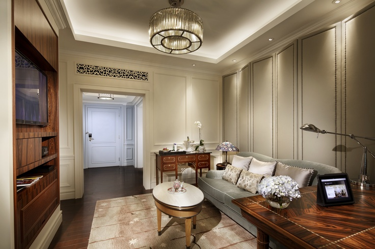 Shop House Suite Living Room