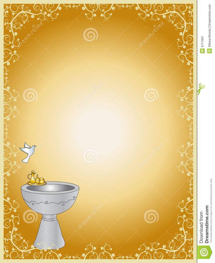 bautizo fondo para nino