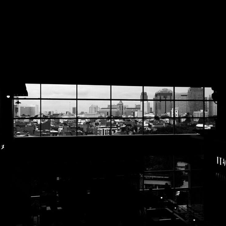 City in Frame
