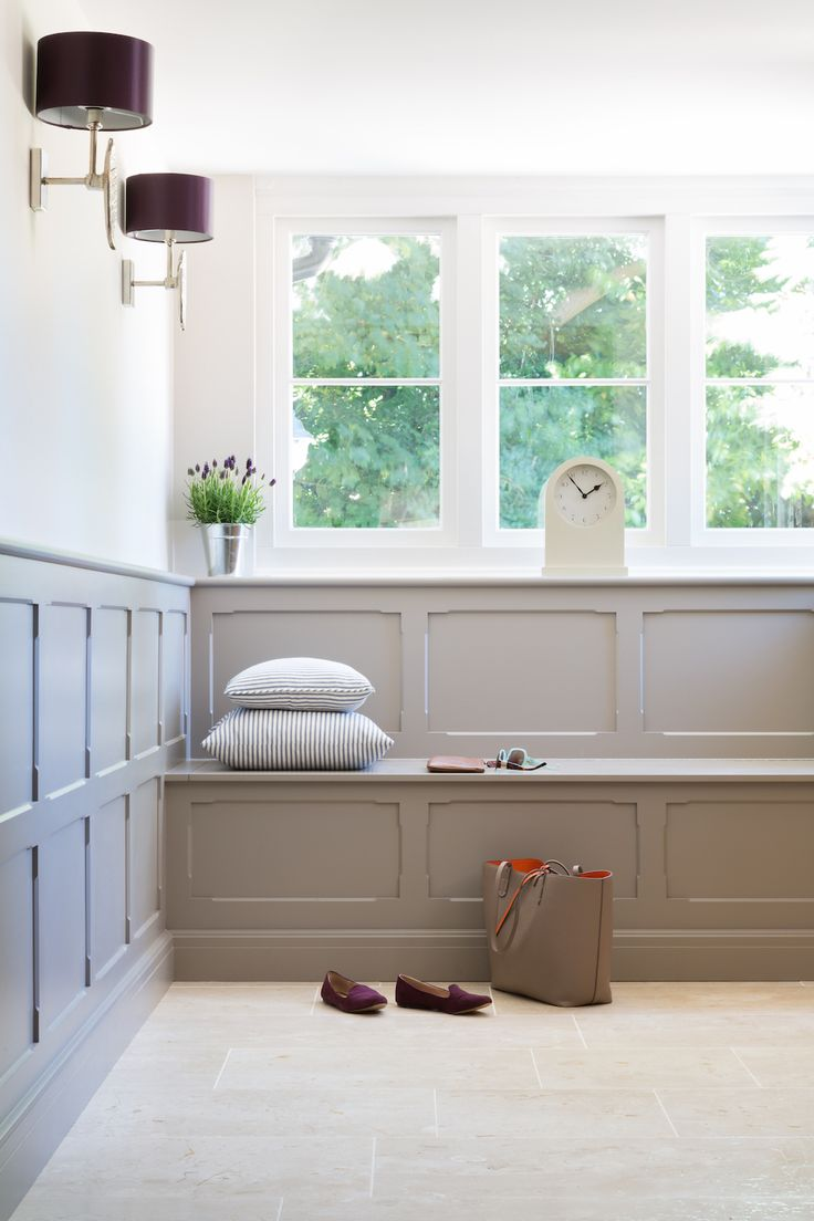 Country Houses Interior - Interior panelling and seating country house perfection humphrey munson