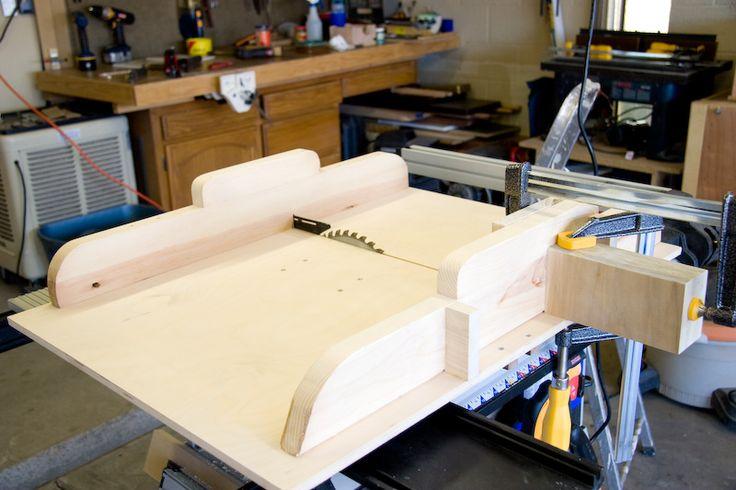 BT3000 / BT3100 crosscut sled | Woodworking | Pinterest | Woodworking