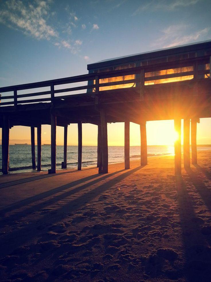Virginia Beach sunrise. Photo by: Ellen Bryant. Photo of the Week: http://cbf.typepad.com/chesapeake_bay_foundation/2013/06/photo-of-the-week-virginia-beach-sunrise.html#