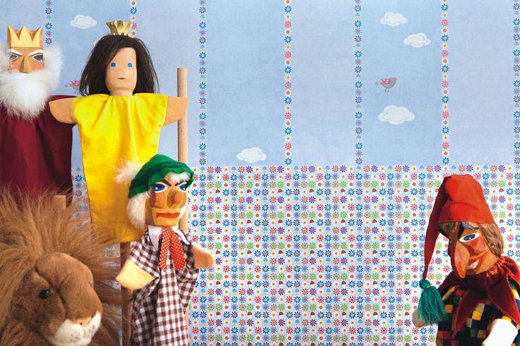 Papel Pintado Rasch Bambino 287547 Papel Pintado Rasch Bambino 287707. ¡¡TOTALMENTE NUEVO!! Papeles pintados infantiles para niños y cenefas infantiles a un precio inmejorable, por menos de 60 EUROS. Ideales para decorar las habitaciones de los niños con frescura y mucha luz.