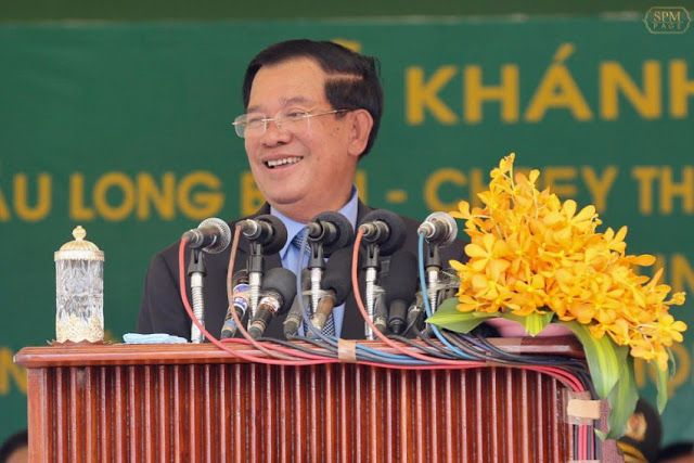 Hun Sen touts relationship with Vietnam