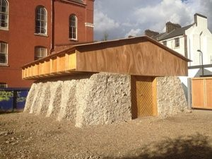 Assemble Architects: Cafe Oto in construction