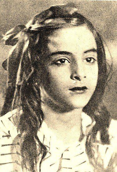 Six-year-old Nargis in Talaash-e-Haq (1935)