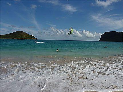 Sud de l'Ile de Ste Lucie