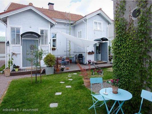 Myytävät asunnot, Käpylänkatu 5 6.osa Pori #puutalo