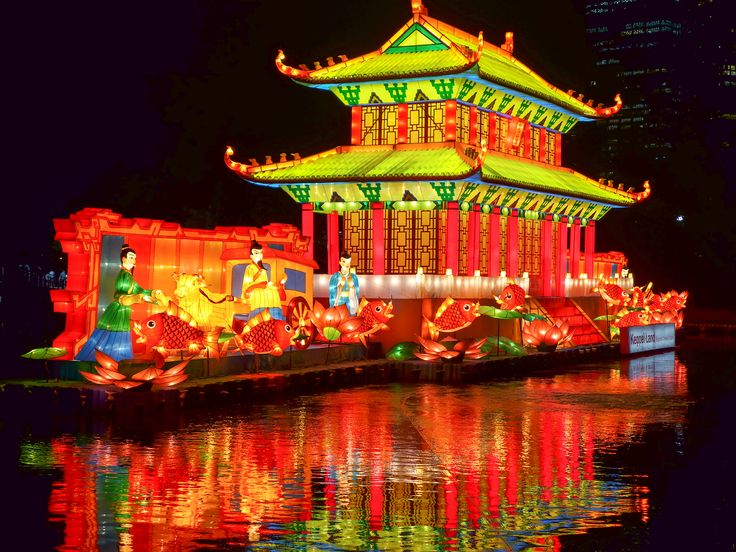 Garden By The Bay Mid Autumn Festival 2014 64 best festivals images on pinterest | singapore, asia and buddhists