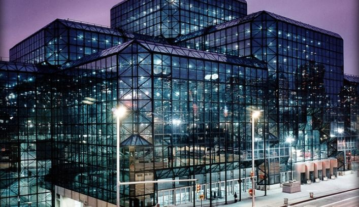 Jacob K. Javits Convention Center and Plaza  New York, New York Convention Center completed 1986