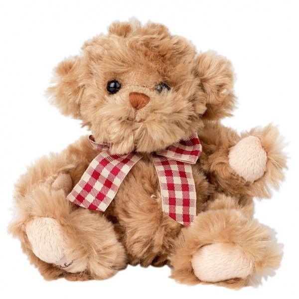 """Kuschliger Teddybär von Bukowski – der Plüschbär """"Charlie"""" bringt garantiert jede Kinderaugen zum Strahlen. Ideale Geschenkidee! Jetzt online bestellen und bequem liefern lassen."""