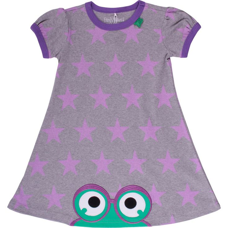 Fred's world by Green Cotton - certified organic cotton and environmentally friendly production with a playful, fashionable and meaningful children's wear collection.