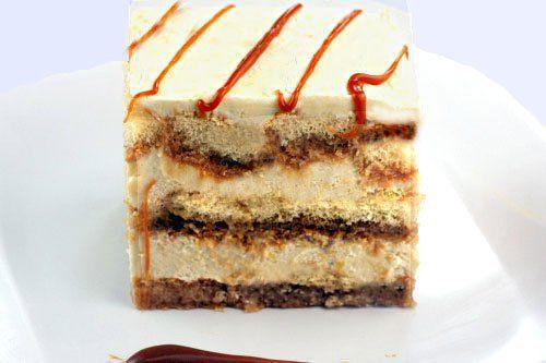 Λευκή σοκολάτα Καραμέλα Latte Τιραμισού