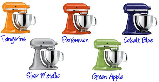 Given that they are all awesome I find I cannot choose between Tangerine and Persimmon.
