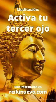 Activa el tercer ojo con esta meditación. Meditación guiada para abrir, activar y expandir todo el potencial de tu Tercer ojo. Escúchala en: https://www.reikinuevo.com/meditacion-activar-tercer-ojo/