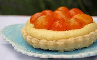 Candied Kumquat and Marzipan Cream tarts, from Burwell General StoreFood Desserts, Burwel General, Kumquat Tarts, Marzipan Pastries, Cooking Sweets, Marzipan Cream, General Stores, Candies Kumquat, Cream Tarts