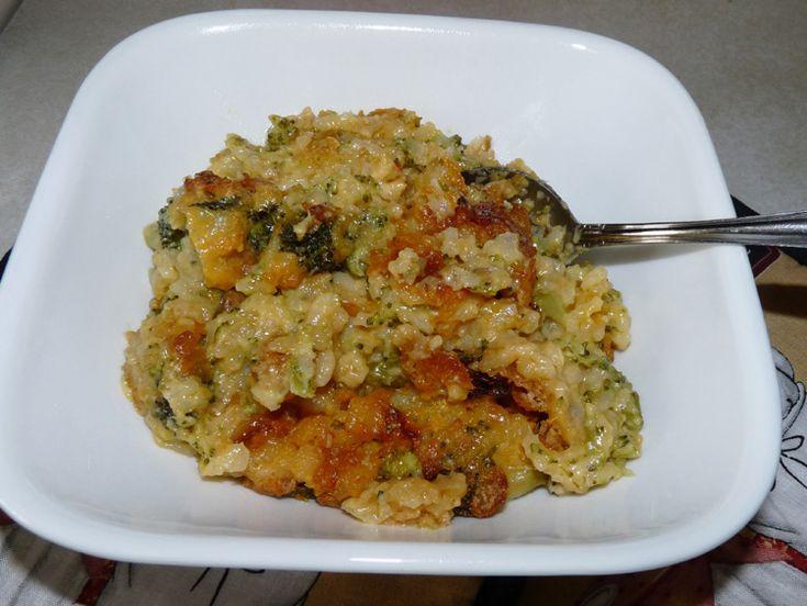 Cheddars Broccoli Cheese Casserole  Broccoli Cheese Rice -6491