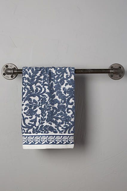 For wall beside sink - Pipework Bath Collection | Anthropologie