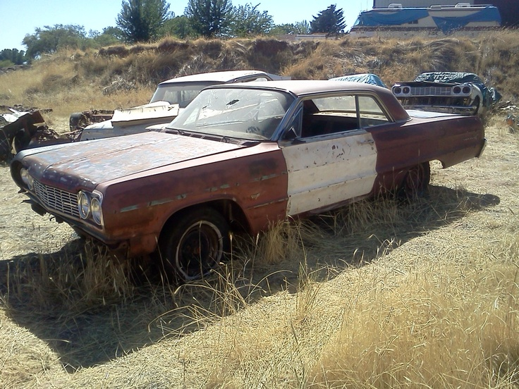 1964 Impala Project For Sale | the loss chevrolet rags all day 1961 impala 1962 impala 1964 impala ...