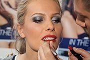 """Topmodel Jana Beller stellte am 12.04.2012  den neuen """"In the Navy"""" Look von MISSLYN vor http://www.ganz-muenchen.de/shopping/lifestyle/kosmetik/misslyn/2012/jana_beller_in_the_navy.html"""