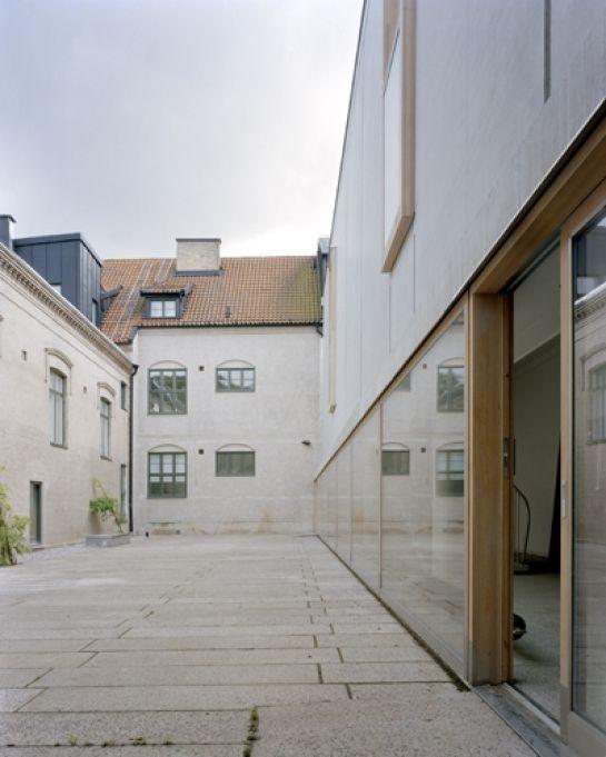 Skissernas museum // by Johan Celsing Arkitektkontor