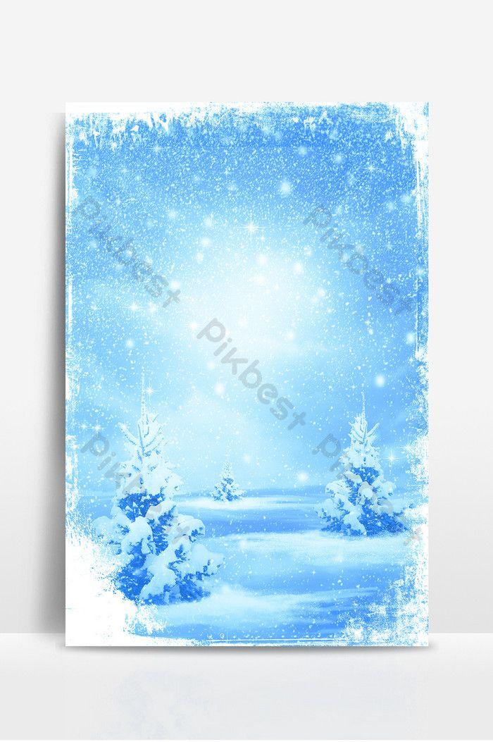 أكثر من مليون نسخة مجانية من التصميمات من Pikbest Frame Background Snowflake Photos Photo Frame
