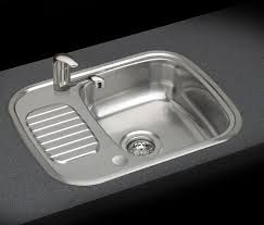Image result for small kitchen sink with drainboard