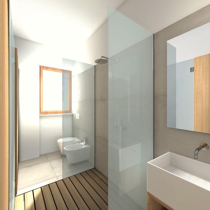 Piatto Box doccia design, unico su misura, stile SILVERPLAT