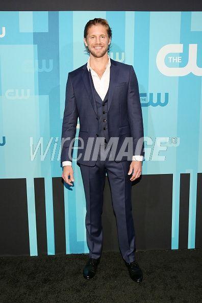 Actor Matt Barr attends the...