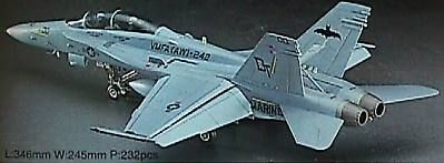 1/48 F-18D Hornet Night Attack (hsg07203) Hasegawa Plastic Model Airplanes 1:40-1:49 Scale