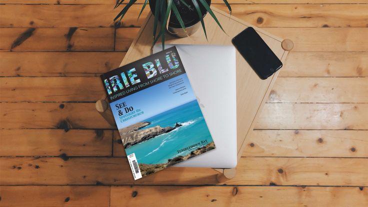 Typographic magazine design project