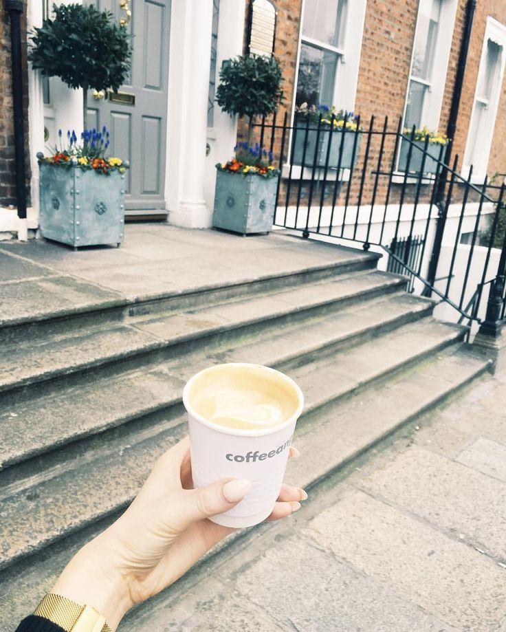 "She Prevails on Instagram: ""Starting the day with a flat white ☕️ @coffeeangel #cofeetime #mornings #girlboss #hustle #careergirl #dublin #Ireland #lovindublin #irishblogs"""