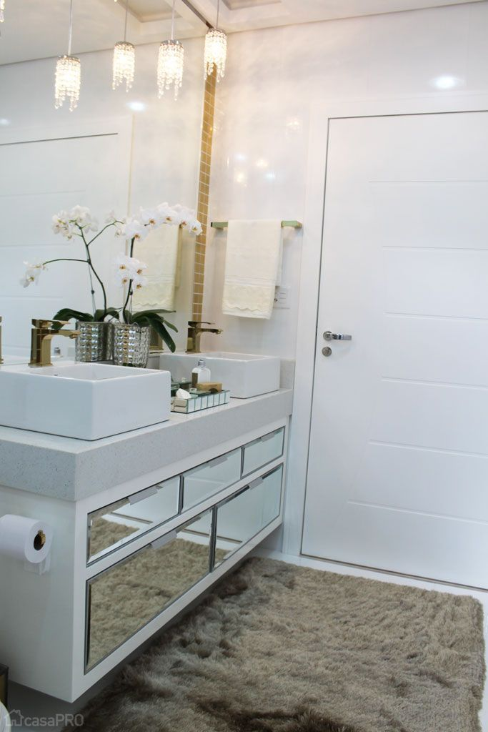 Retrospectiva da Minha Suite - Quarto, Banheiro e Closet!