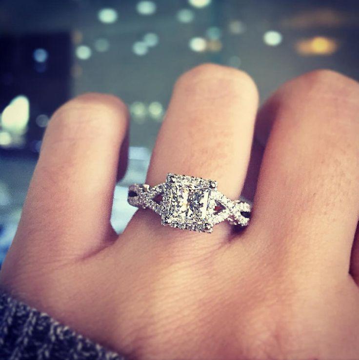 15 Stunning Diamond Engagement Rings @RaymondLeeJwlrs ...
