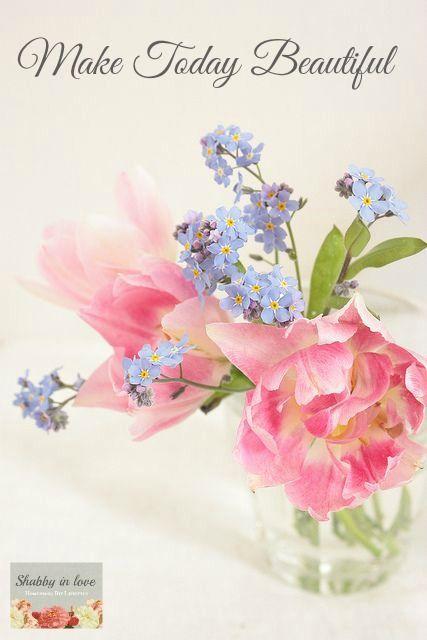 cute tulips pink flowers - photo #34