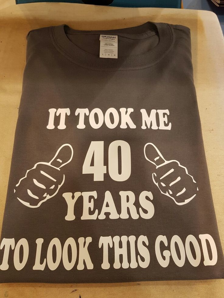 40yrs to Look Good