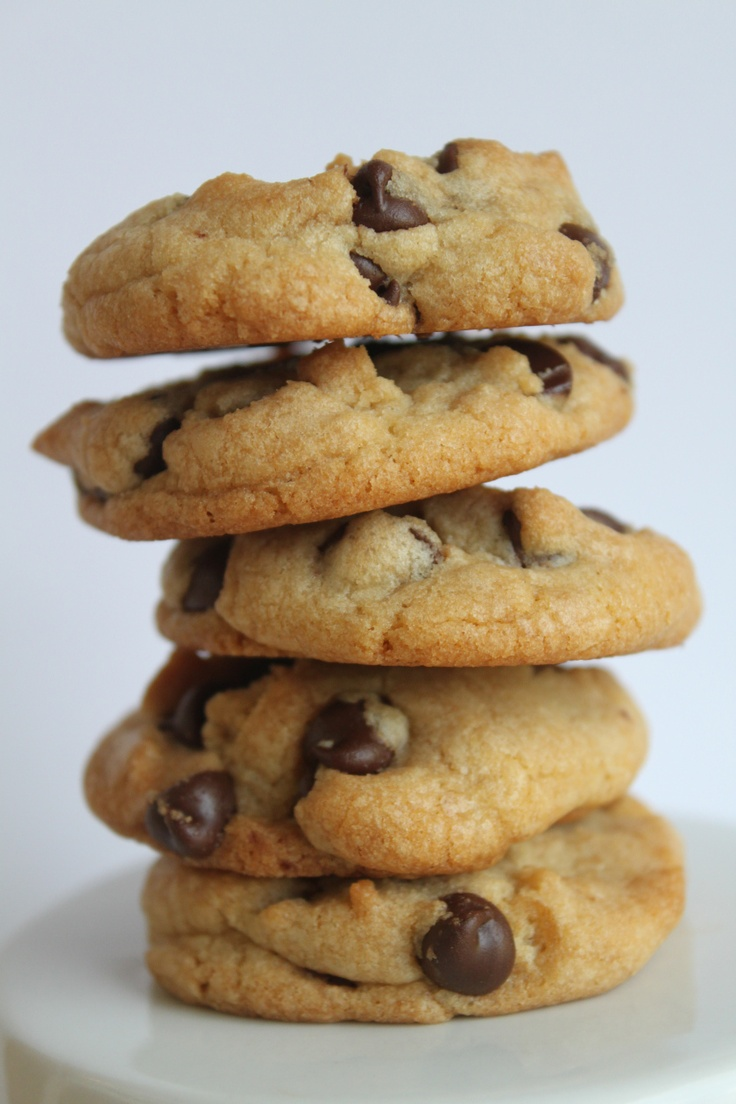Brown Butter Chocolate ChipCookies
